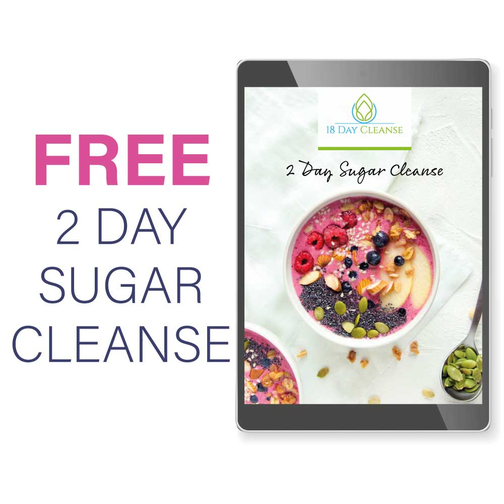 Free 2 Day Sugar Cleanse